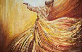 عشق درآمد از درم دست نهاد بر سرم دید مرا که بیتوام گفت مرا که وای تو .مولانا
