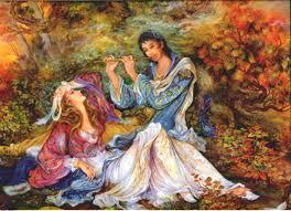 بررسی جایگاه زن و عشق در ویس و رامین فخرالدین اسعد گرگانی