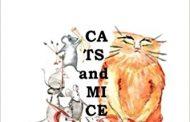موش و گربه  : عبید زاکانی . ترجمه به زبان انگلیسی :  امیر مرعشی