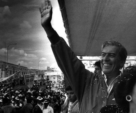 ماریو بارگاس یوسا؛ دولتمرد پیر ادبیات آمریکای لاتین . مارسلا والدز