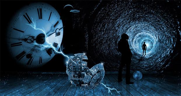 تئوری ازمایش سفر در زمان