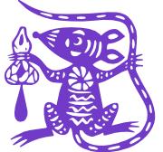 نماد موش و کاربرد در داستان نویسی