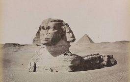 رمز و راز مجسمه ابوالهول . انی کاظمی