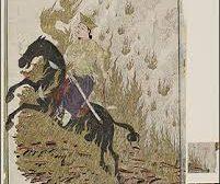 بررسي عنصر كشمكش در داستان سياوش
