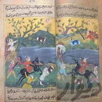 شعر مصور در ادبیات  فارسی و فرانسه . محبوبه فهیم کلام