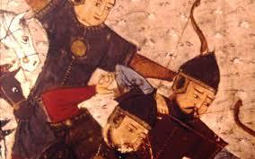 شاعران و ادیبان در برابر مغولان ...ذوالفقار علّامی