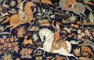 ساختار گرایی در فرش ایرانی . سمیرا اصغرپور