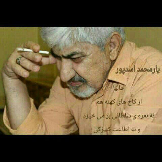 شعری از یارمحمد اسدپور:    پریمرگ !