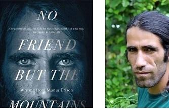 دوستی نیست جز کوهستان: نوشتن از زندان مانوس. بهروز بوچانی.برنده جایزه ادبی ویکتوریا